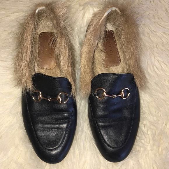 c5ec02db78c Gucci Shoes - Gucci Jordaan Wool Loafer
